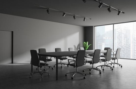 Столи для засідань в сучасному стилі