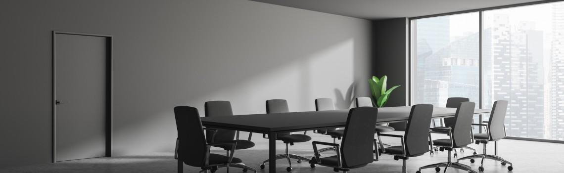 Як вибрати стіл для засідань