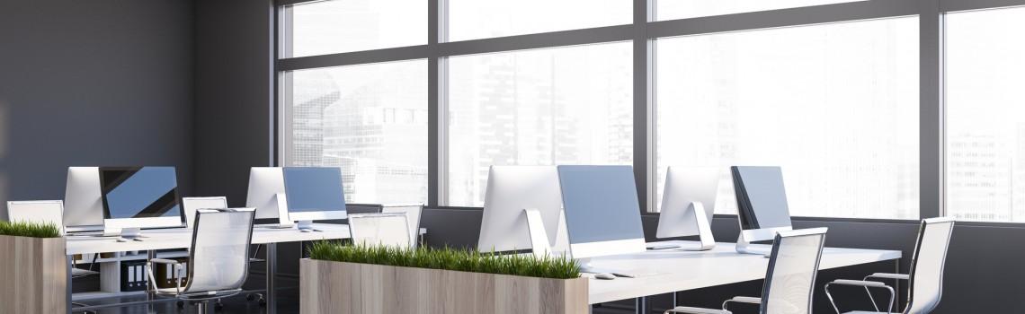 Як організувати офісний простір