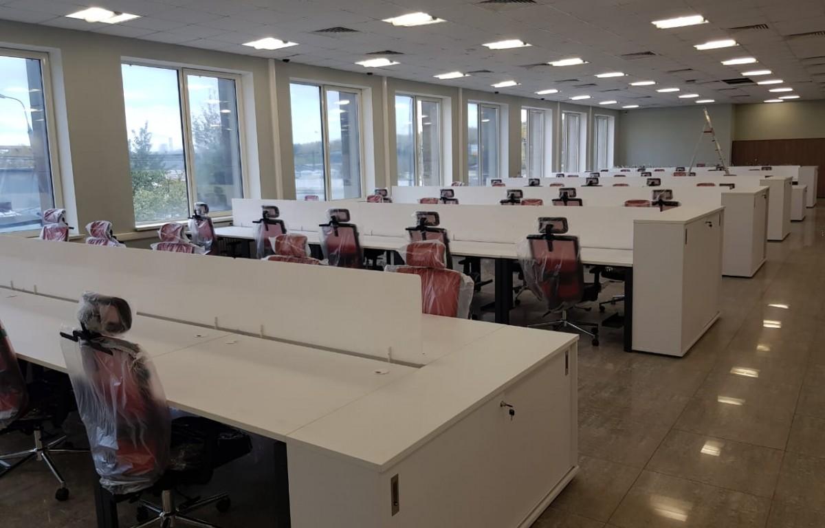 Oфіс IT компанії. Київ